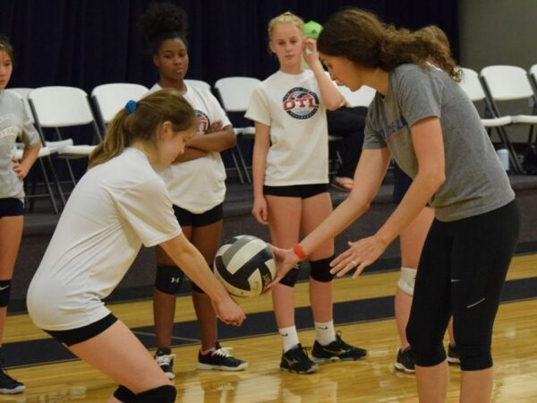 Volleyball Defense And Offense Clinic In Phoenix AZ