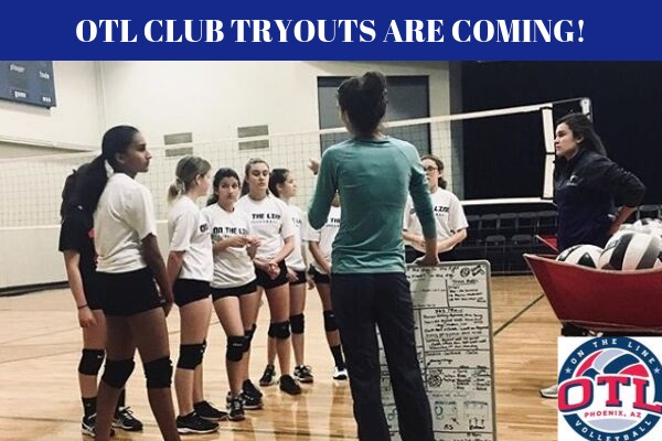 Phoenix Volleyball Club Tryouts