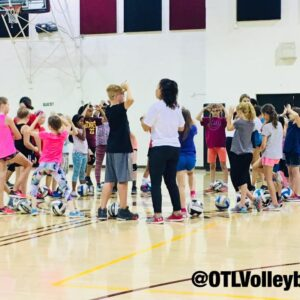 OTL Volleyball Bumpers And Spikers Clinic