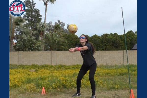 Volleyball Ball Control Drills Presented In Pepper Drill Challenge