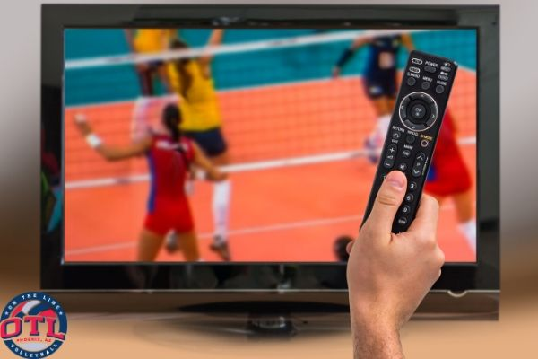 Volleyball Game Strategies Utilizing Video At Home