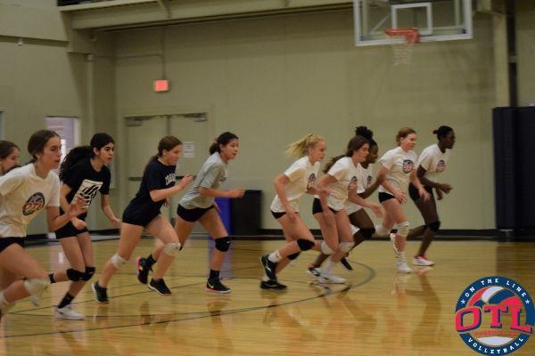 Volleyball Off Season Training Program