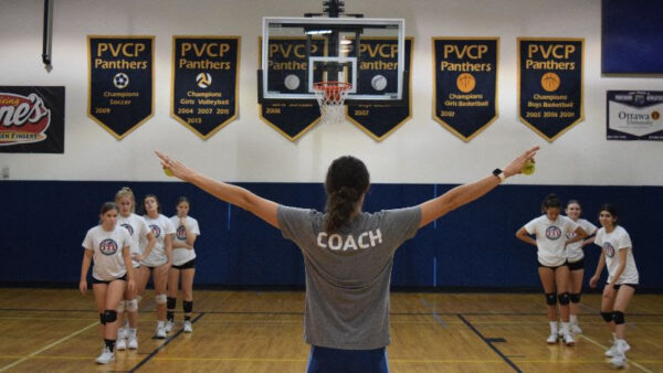 T2 Volleyball Clinic