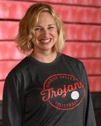 Coach Jessica Spencer